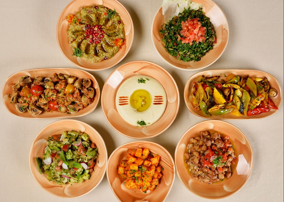 Arabic Cuisine At Its Very Best